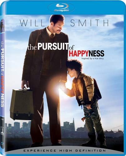 The Pursuit of Happiness Blu-ray