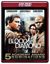 blood diamond hd dvd