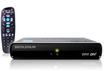 Digital Stream DTV Converter Box