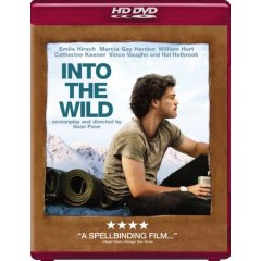 into the wild hd dvd