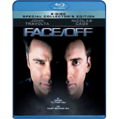 face/off blu-ray