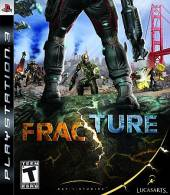 LucasArts 'Fracture' demo available for PS3/Xbox 360