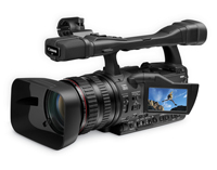Canon to release two new prosumer HD camcorders