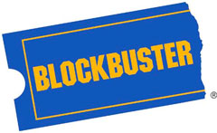 Blockbuster now renting video games by mail