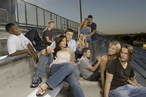 friday night lights production photo
