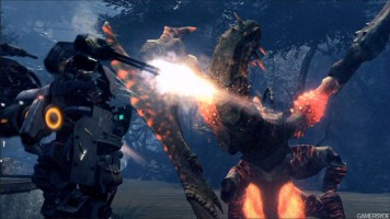 Capcom officially announces 'Lost Planet 2′