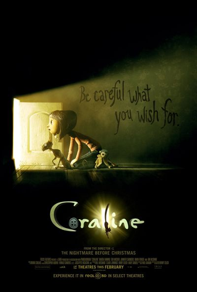 Universal's 'Coraline' coming to Blu-ray July 21