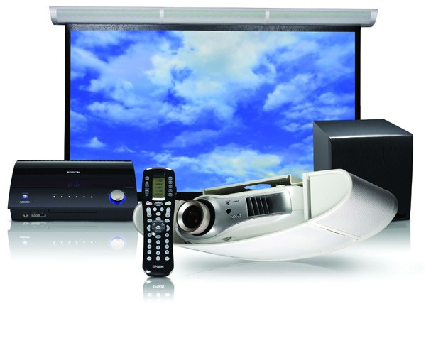 Home theater projection systems