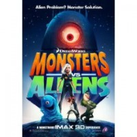 'Monsters vs. Aliens' headed for Blu-ray