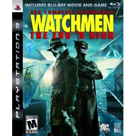 'Watchmen: Complete Experience' 2-disc hybrid released today