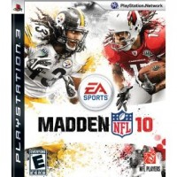 'Madden NFL 10′ hits the shelves today