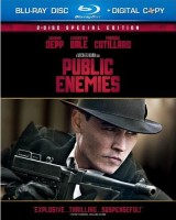 'Public Enemies' set to release on Blu-ray
