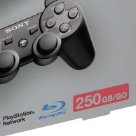 PS3 250GB confirmed to ship next month