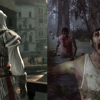 assassin's creed 2 left 4 dead thumb