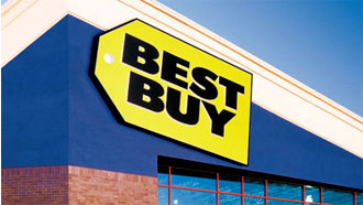Best Buy begins sale on big screen HDTVs