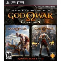 God of War Collection re-mastered for Blu-ray
