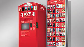 Locate a Redbox with text messsage