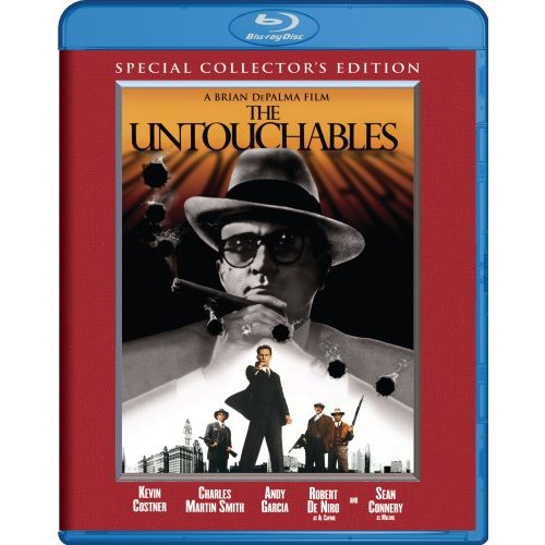 Blu-ray Disc Review: The Untouchables Special Collector's
