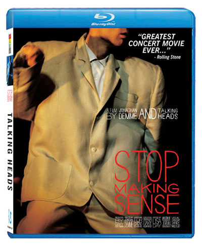 Stop Making Sense: 25th Anniversary Blu-ray Disc Review