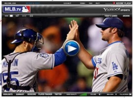 Now you can watch live MLB on your PS3