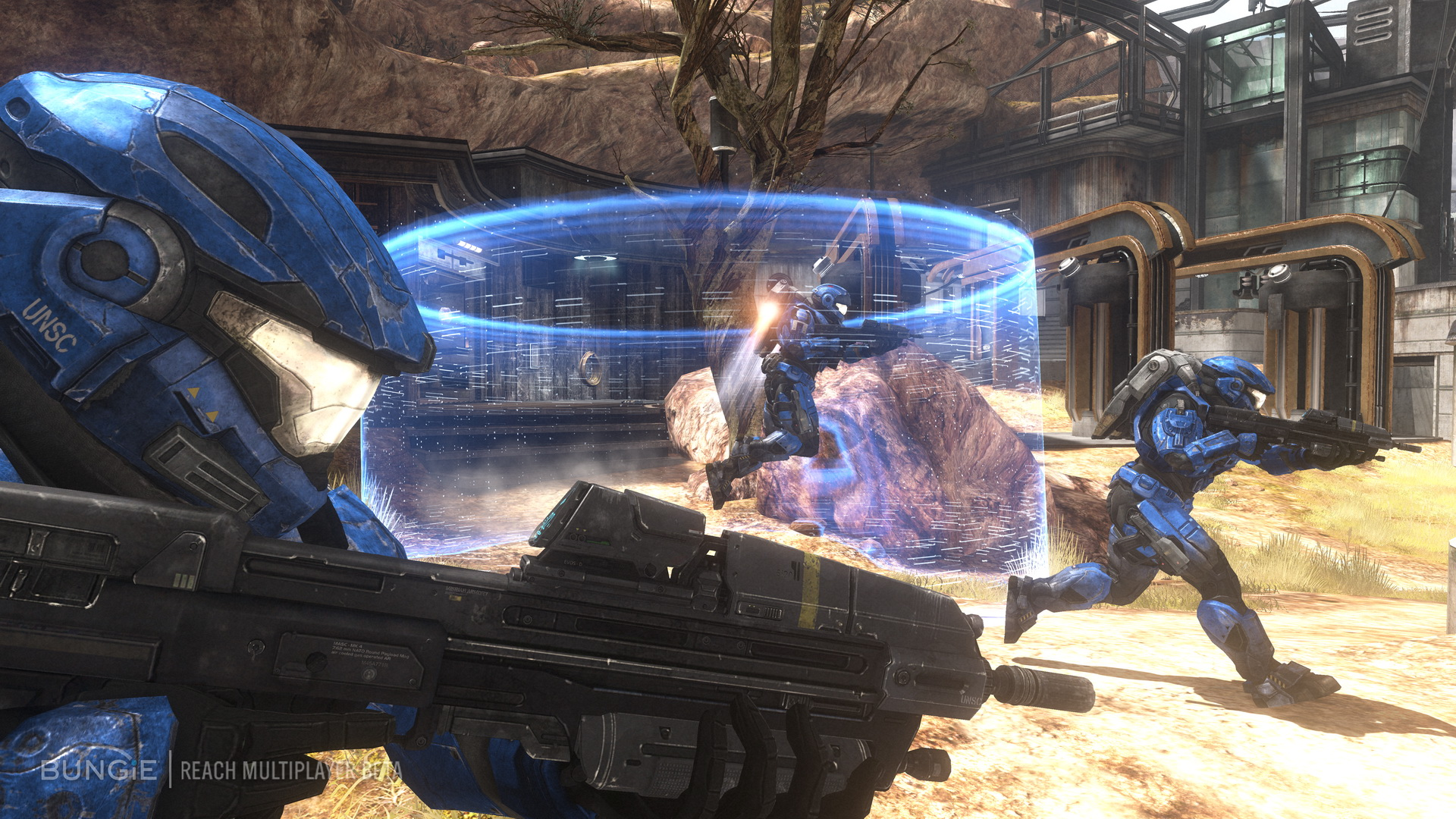 Beta gears Halo: Reach to hit shelves Sept. 14