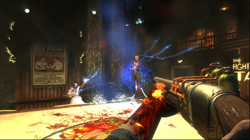 BioShock 2's 'Rapture Metro Pack' DLC now available