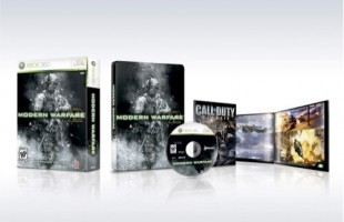 Modern Warfare 2 Hardened Edition reduced price for Xbox