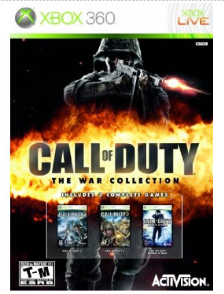 Call of Duty: The War Collection compilation revealed