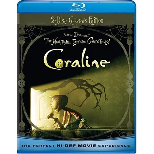 Coraline 3D Blu-ray With Digital Copy Super Cheap