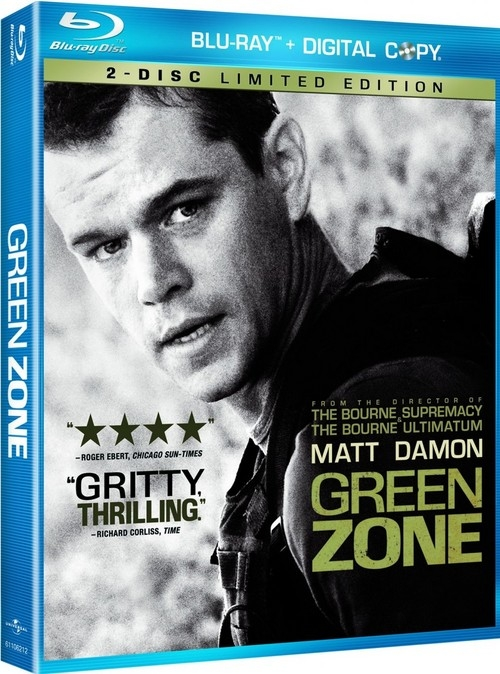 Blu-ray Review: Green Zone