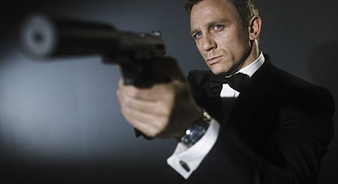 New James Bond film cancelled