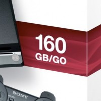 PlayStation 3 160GB console now shipping