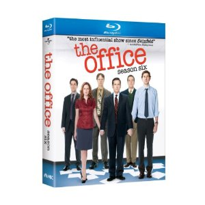 The Office Season Six Blu-ray