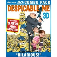 Despicable Me 2D and 3D versions headed for Blu-ray