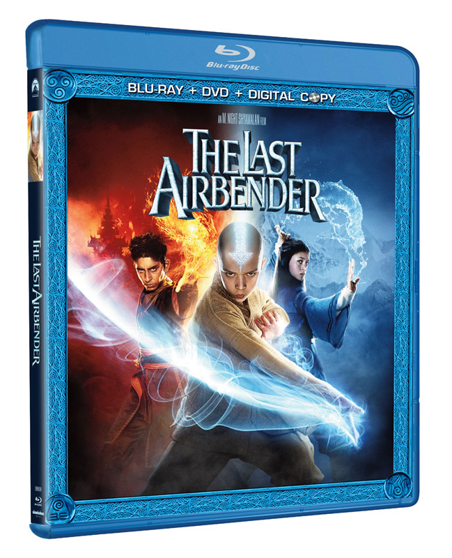 Avatar 2 Hd Full Movie: M. Night's 'Last Airbender' Headed For Blu-ray