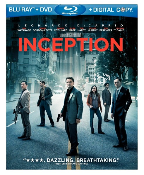 Inception Blu-ray Disc