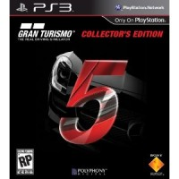 Gran Turismo 5 in 3D for PS3 hits shelves