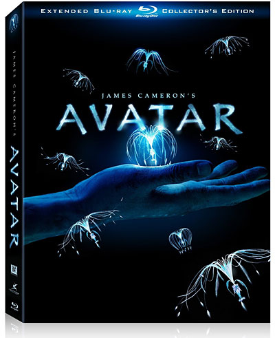 Avatar Three-Disc Collector's Edition 55% off