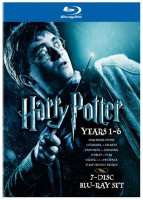 Harry Potter Years 1-6 Giftset Black Friday Blowout