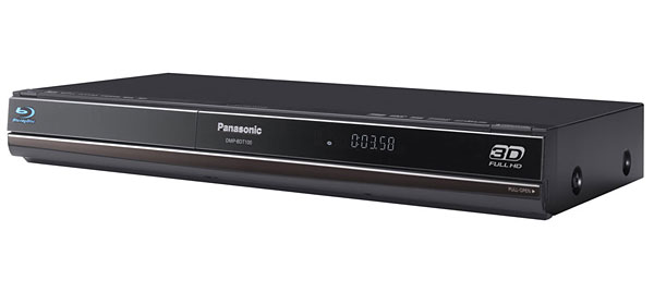 Deal on Panasonic 3D Blu-ray player