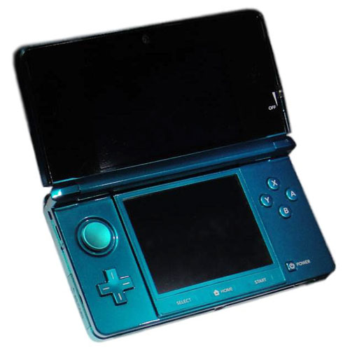 GameStop taking pre-orders on Nintendo 3DS