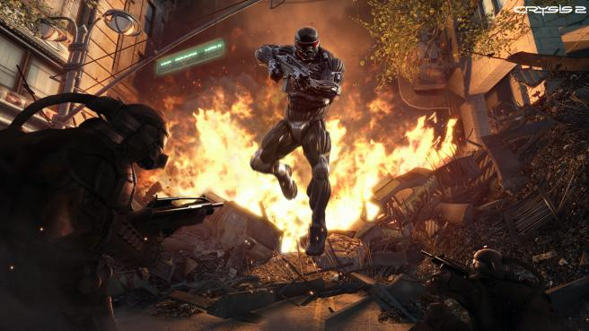 Multiplayer Crysis 2 demo to hit Xbox Live