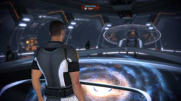 Mass Effect 2 for PS3 trailer