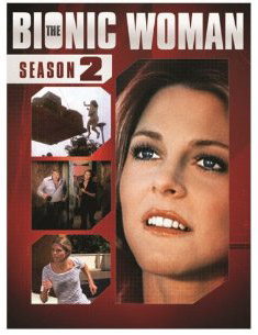 The Bionic Woman Season Two will release on DVD only