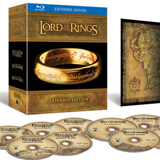 Lord Of The Rings Extended Vudu