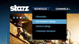 AT&T to add Starz Online & MoviePlex HD VOD