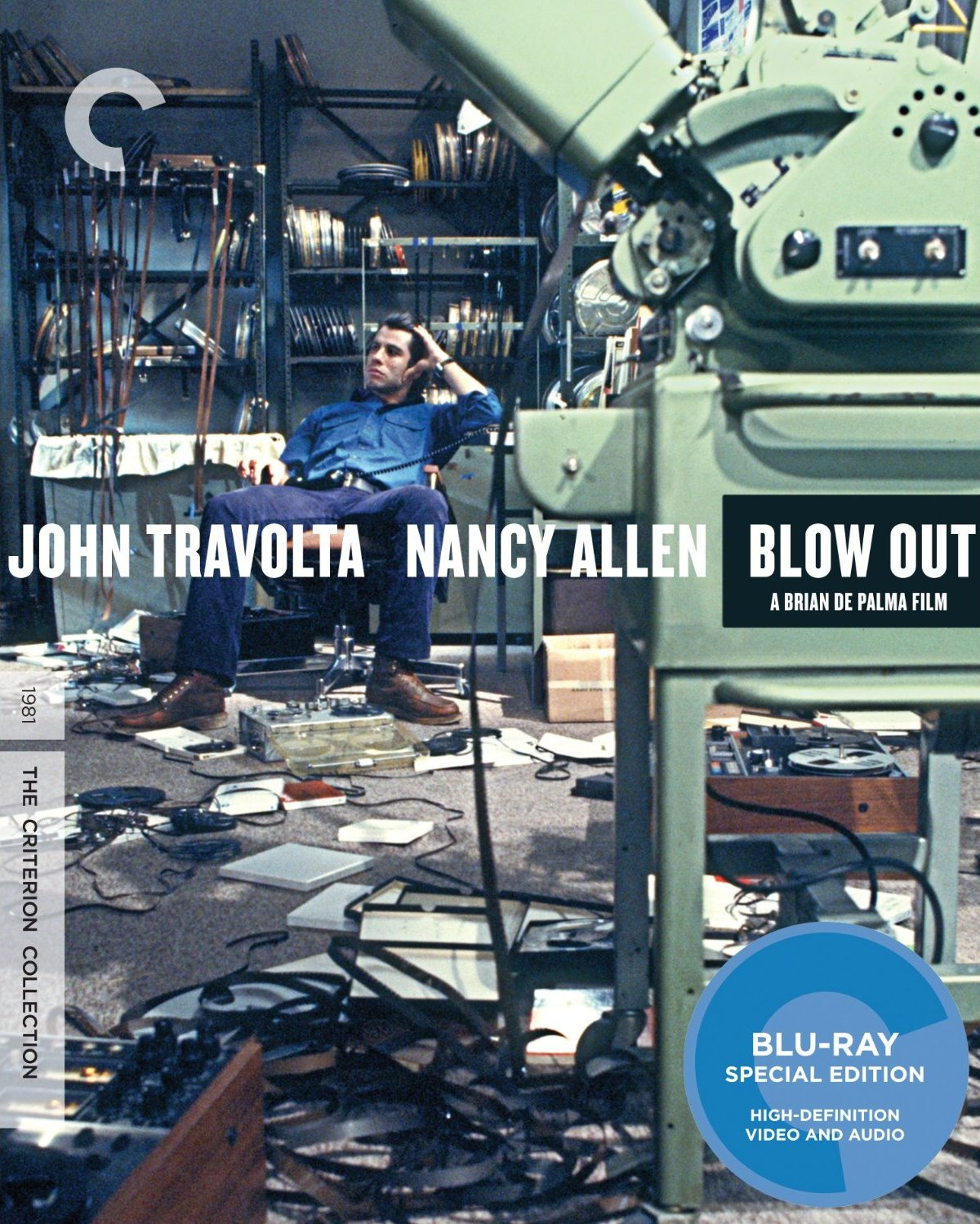 "Blu-ray Releases Include De Palma's ""Blow Out"""
