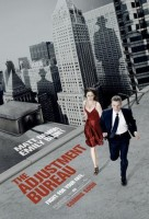 The Adjustment Bureau announced for HD Blu-ray & DVD