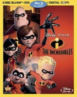 On Blu-ray this week: The Incredibles, Cars, Harry Potter Deathly Hallows