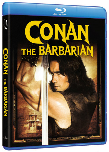 'Conan the Barbarian' to release on Blu-ray Disc